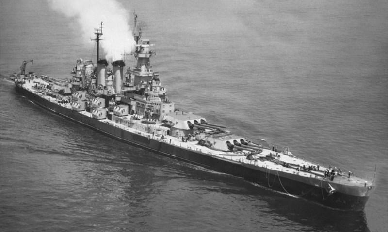 North Carolina schip