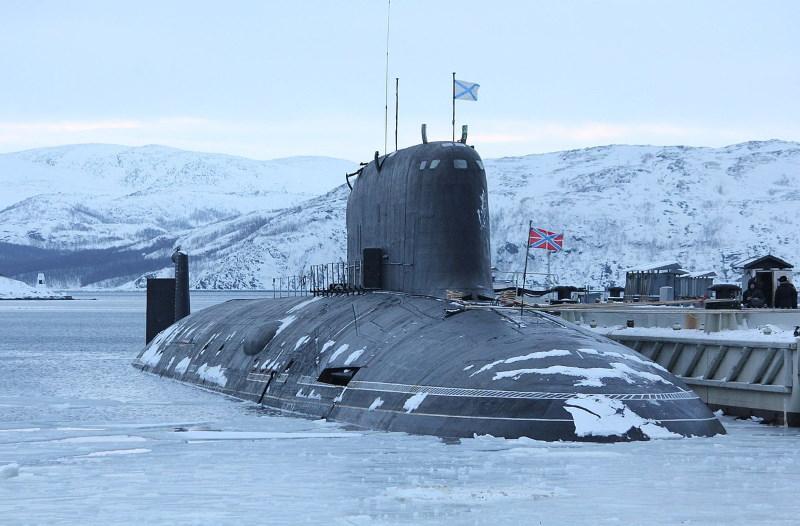 Yasen klasse onderzeer