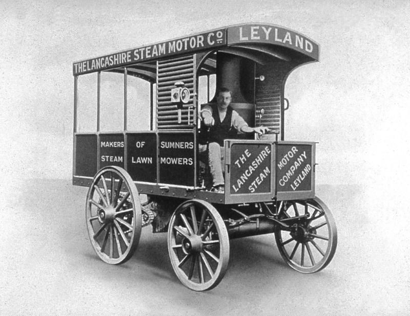 Lancashire Steam Motor Company