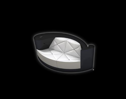 PlumeBlanche Diamond Encrusted