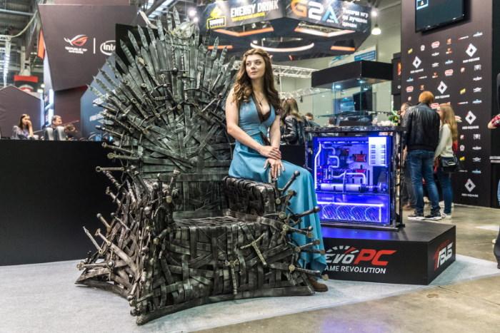 game of thrones stoel