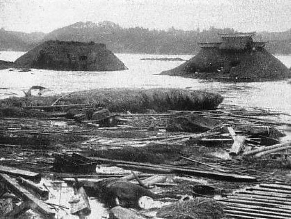 Sanriku tsunami
