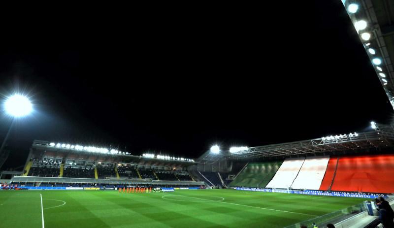 Stadio Atleti Azzurri d'Italia - shut