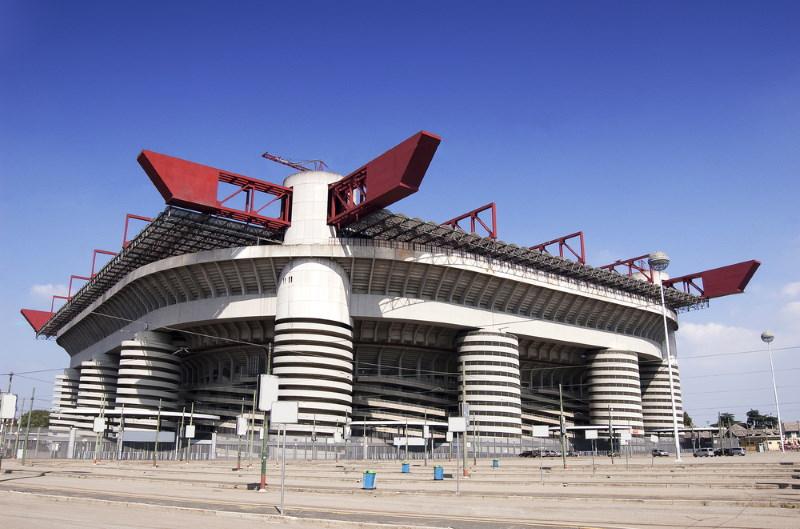 Stadio Giuseppe Meazza 2