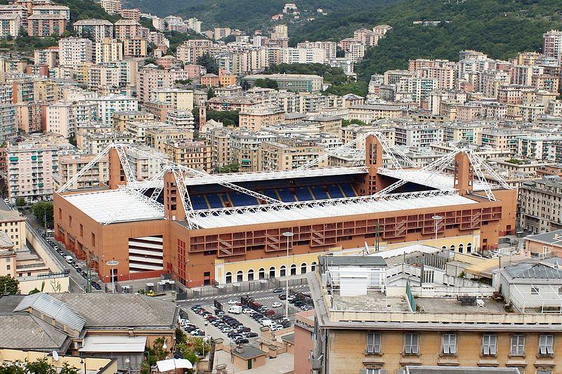 Stadio Luigi Ferraris 2