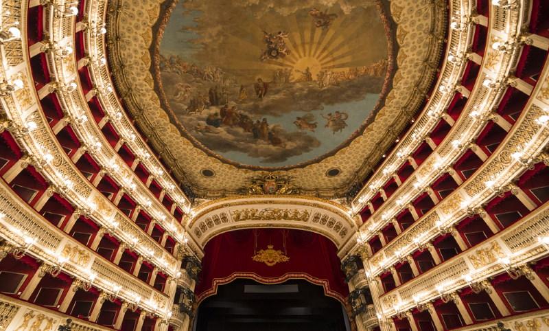 Teatro di San Carlo - Napels 2