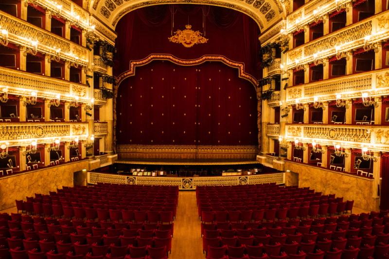Teatro di San Carlo - Napels