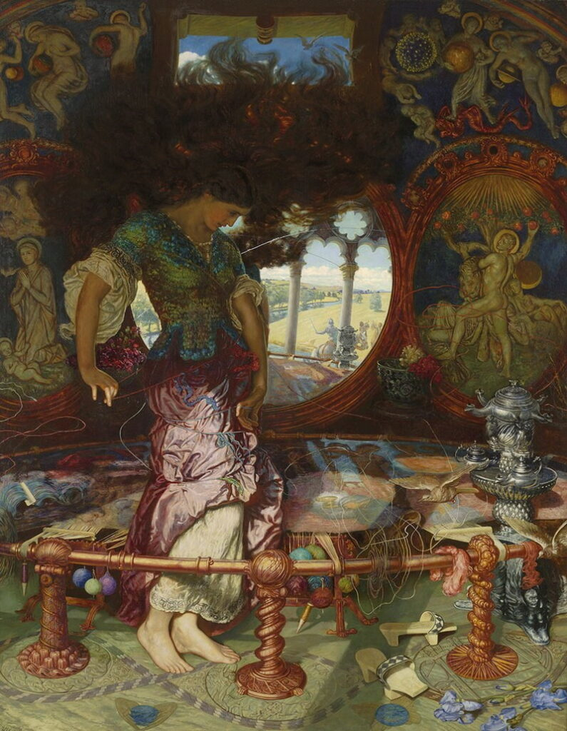 The Lady of Shalott – Alfred Lord Tennyson