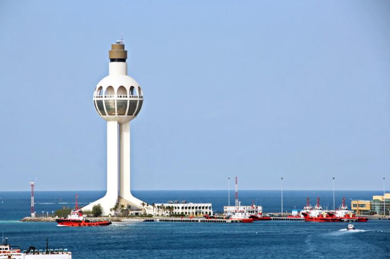 Vuurtoren van Jeddah