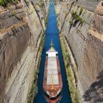 kanaal korinthe