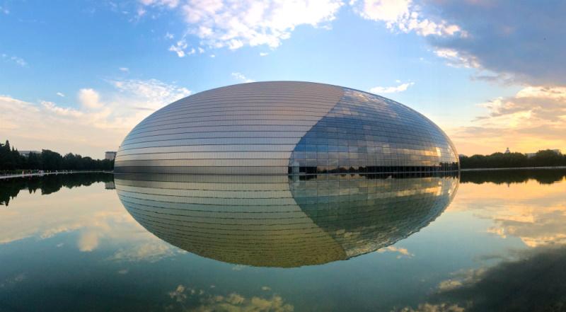 Nationaal Centrum voor Uitvoerende Kunsten in Peking