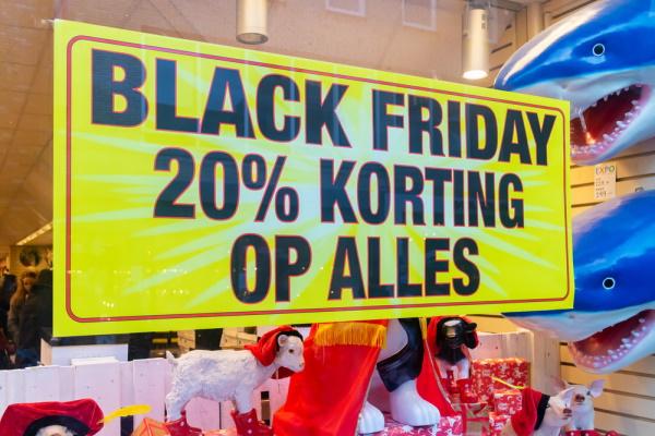 black firday nederland