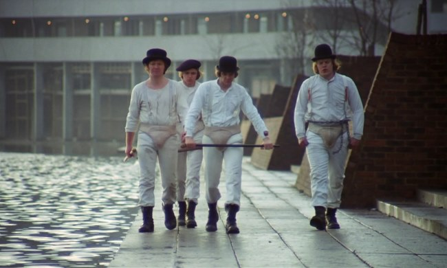 A Clockwork Orange (1971