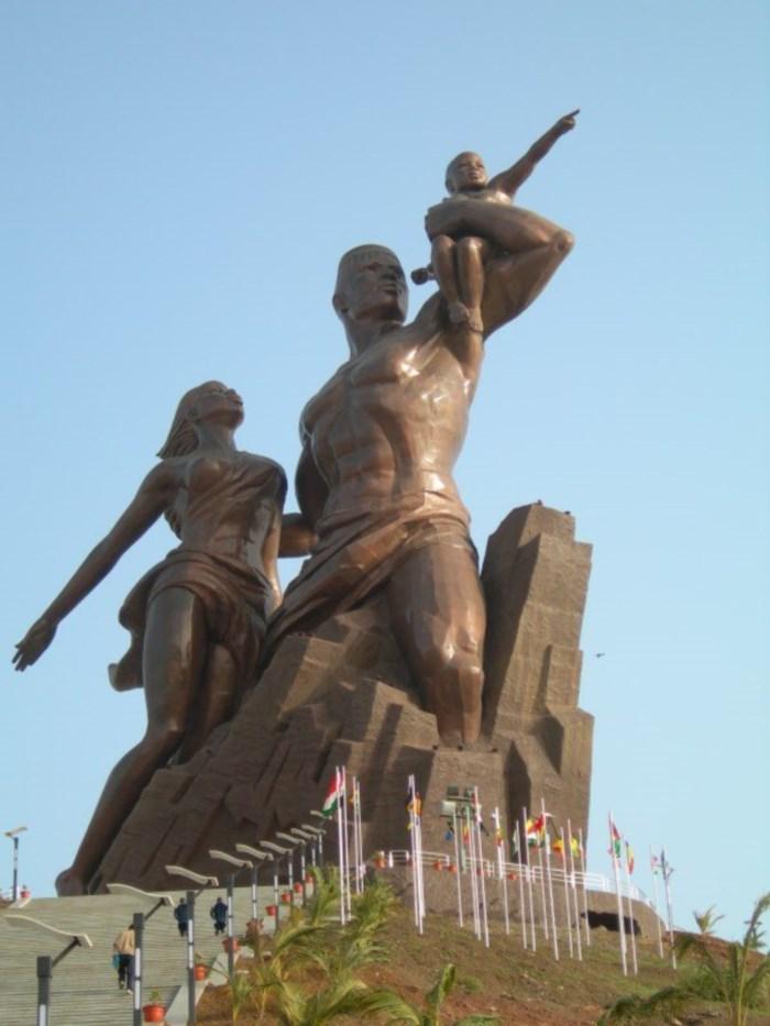 AFRICAN-RENAISSANCE-MONUMENT