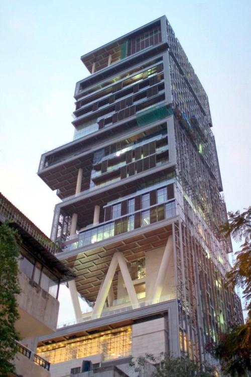 Top 10 duurste gebouwen ter wereld alletop10lijstjes - Tijdschriftenrek huis van de wereld ...