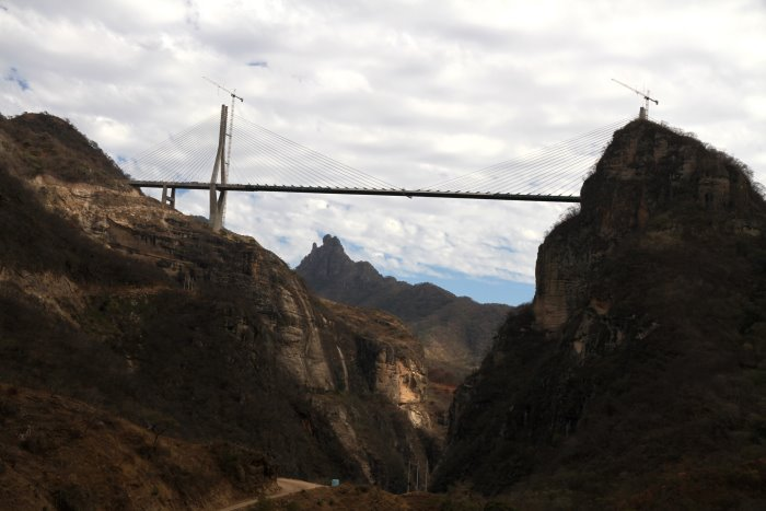 Baluarte  brug