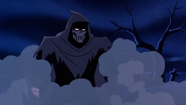 Batman Mask of the Phantasm