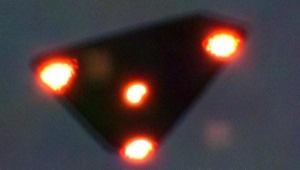 Belgische UFO golf