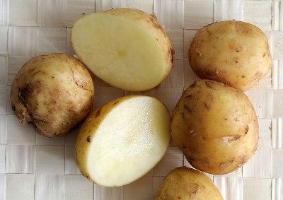 Bonnotte aardappelen
