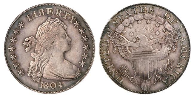 Bust Dollar - Class III