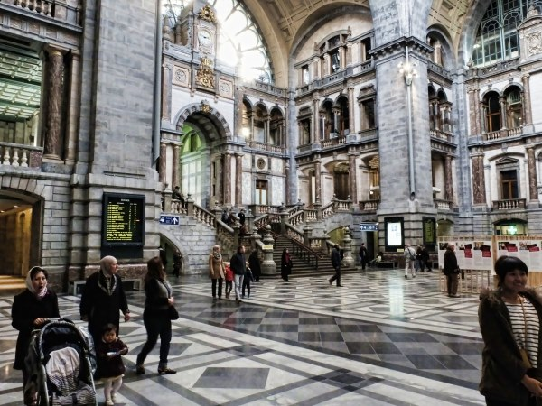 Centraal Station Antwerpen 2