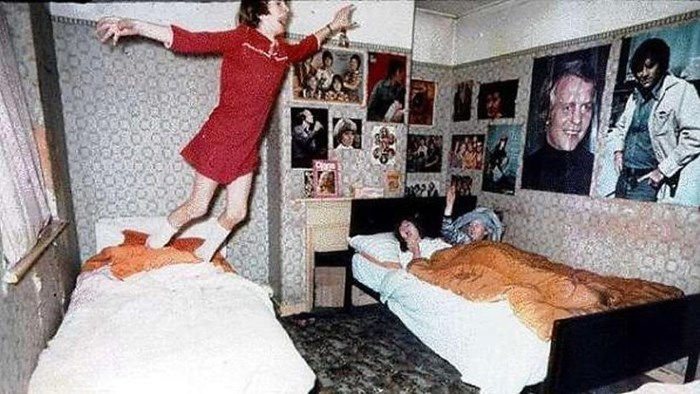 Conjuring 2 The Enfield Poltergeist