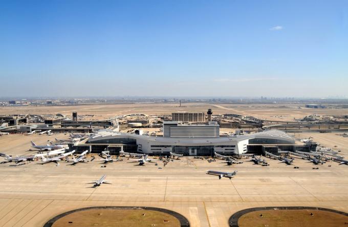 top 10 grootste vliegvelden in de wereld