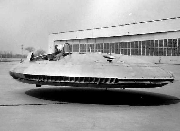 De Avro VZ9 Avrocar