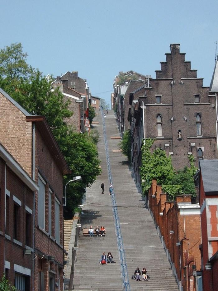De Bueren trap