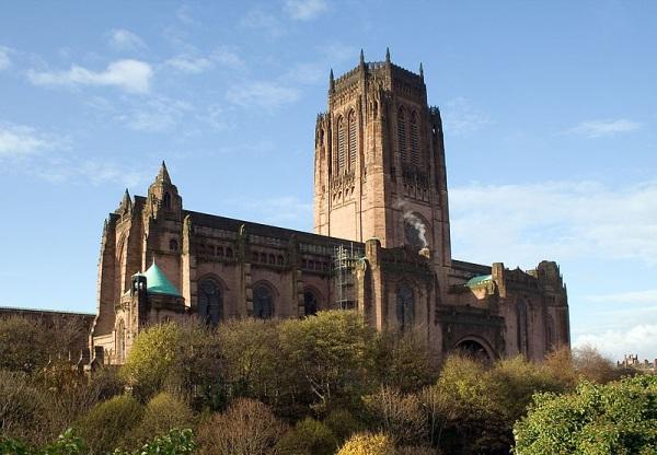 De Kathedraal van Liverpool