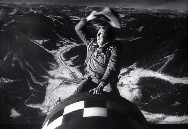 Dr. Strangelove or How I Learned to Stop Worrying about the Bomb