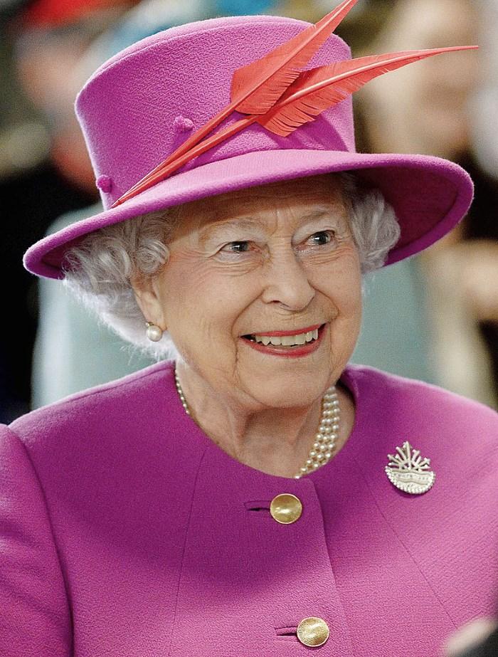 Elizabeth II van het Verenigd Koninkrijk