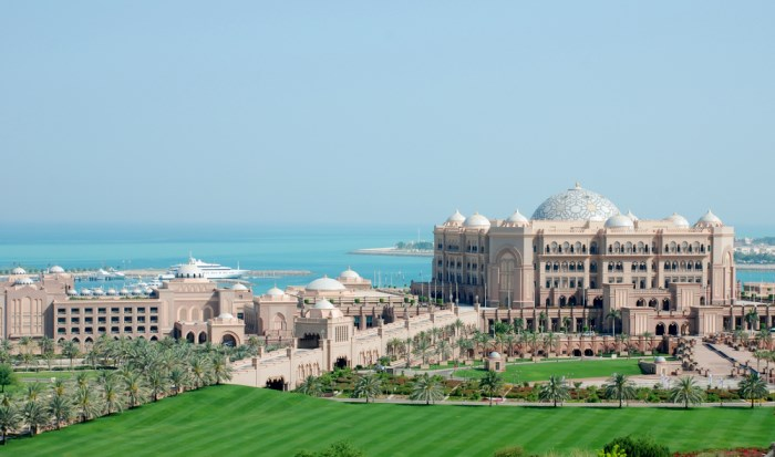 Emirates Palace - Daniel Leppens