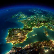 Top 10 Grootste Europese Landen (oppervlakte)