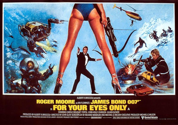 For Your Eyes Only (1981)