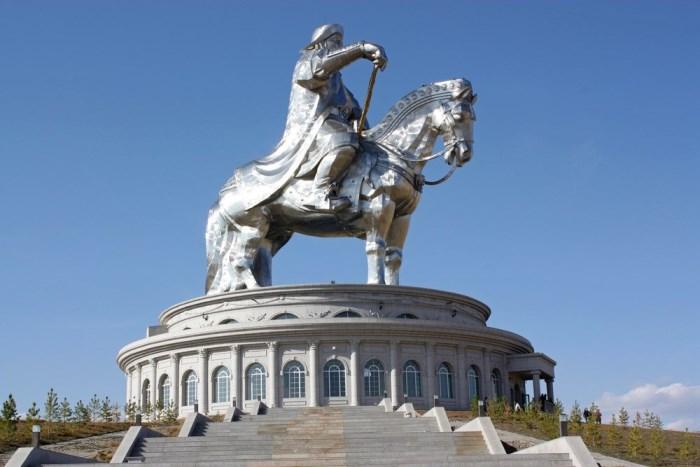 Genghis-Khan-standbeeld