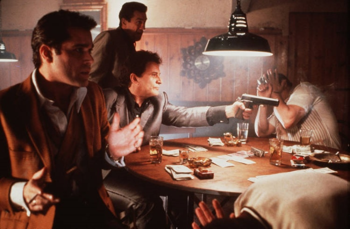 goodfellas content analysis Well, having been over 20 years late to this goodfellas thing (yes, i just saw it for  the first time a week ago), it gave me the opportunity to think.