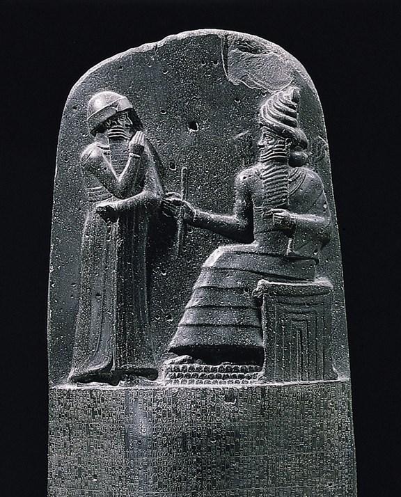 Hammurabi van Babylon