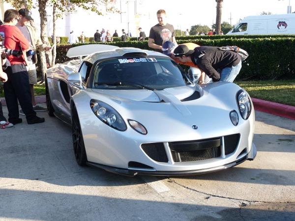 Hennessey Venom GT