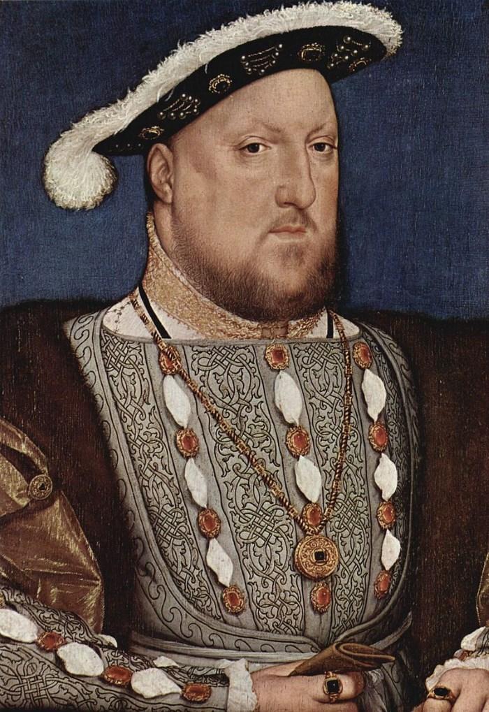 Henry VIII van Engeland