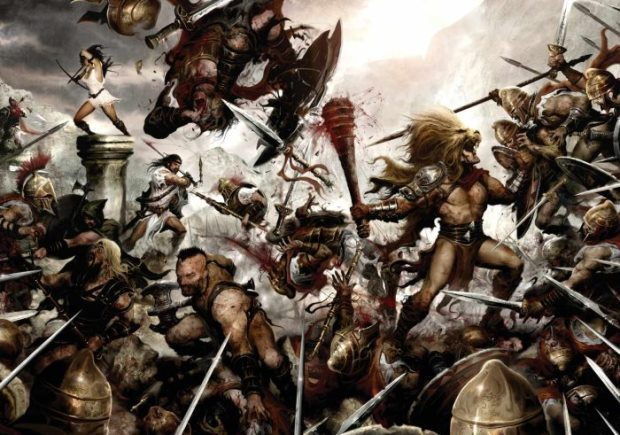 Hercules The Thracian Wars