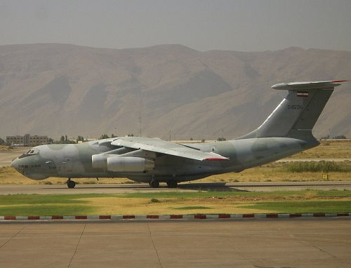 Iranian Air Force (15-2280)
