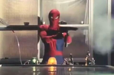 Japanse Spiderman