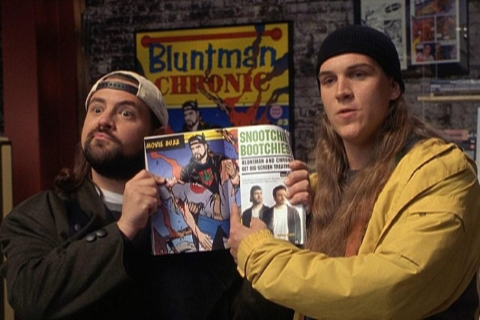 Jay and Silent Bob Strike Again