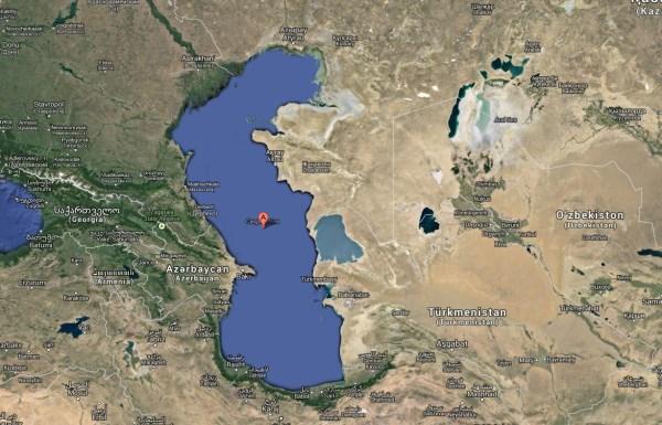 Kaspische Zee