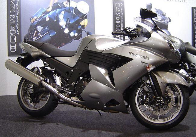Zzr Touring Review