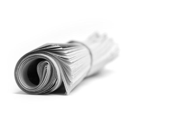 Krantenmep