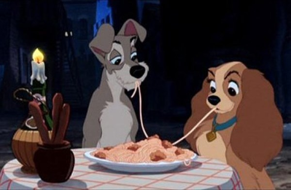 Lady and the Tramp - 1955