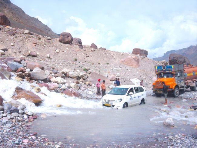 Leh Manali Highway 2