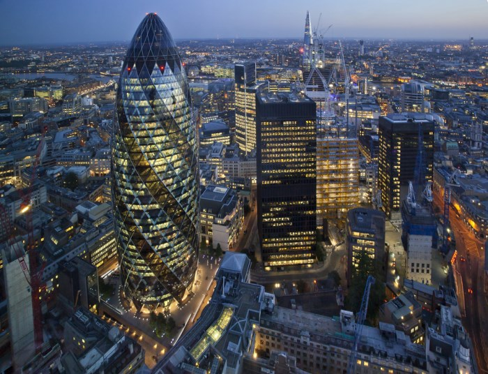 Londen casino stad
